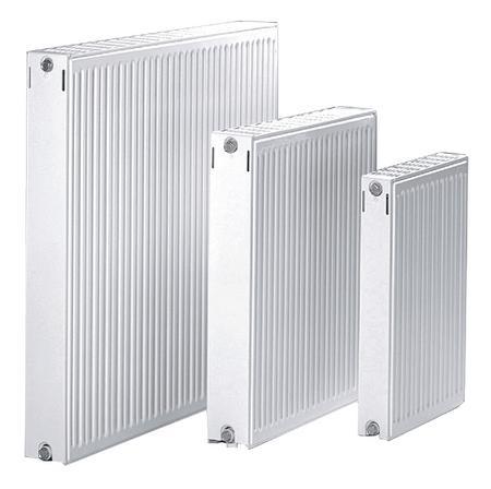 Steel panel radiator flash 4N