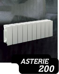 """Aluminium radiator """"RAGALL ASTERIE"""""""