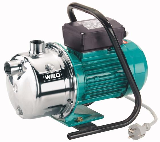 Self-priming single stage centrifugal pump JET WJ