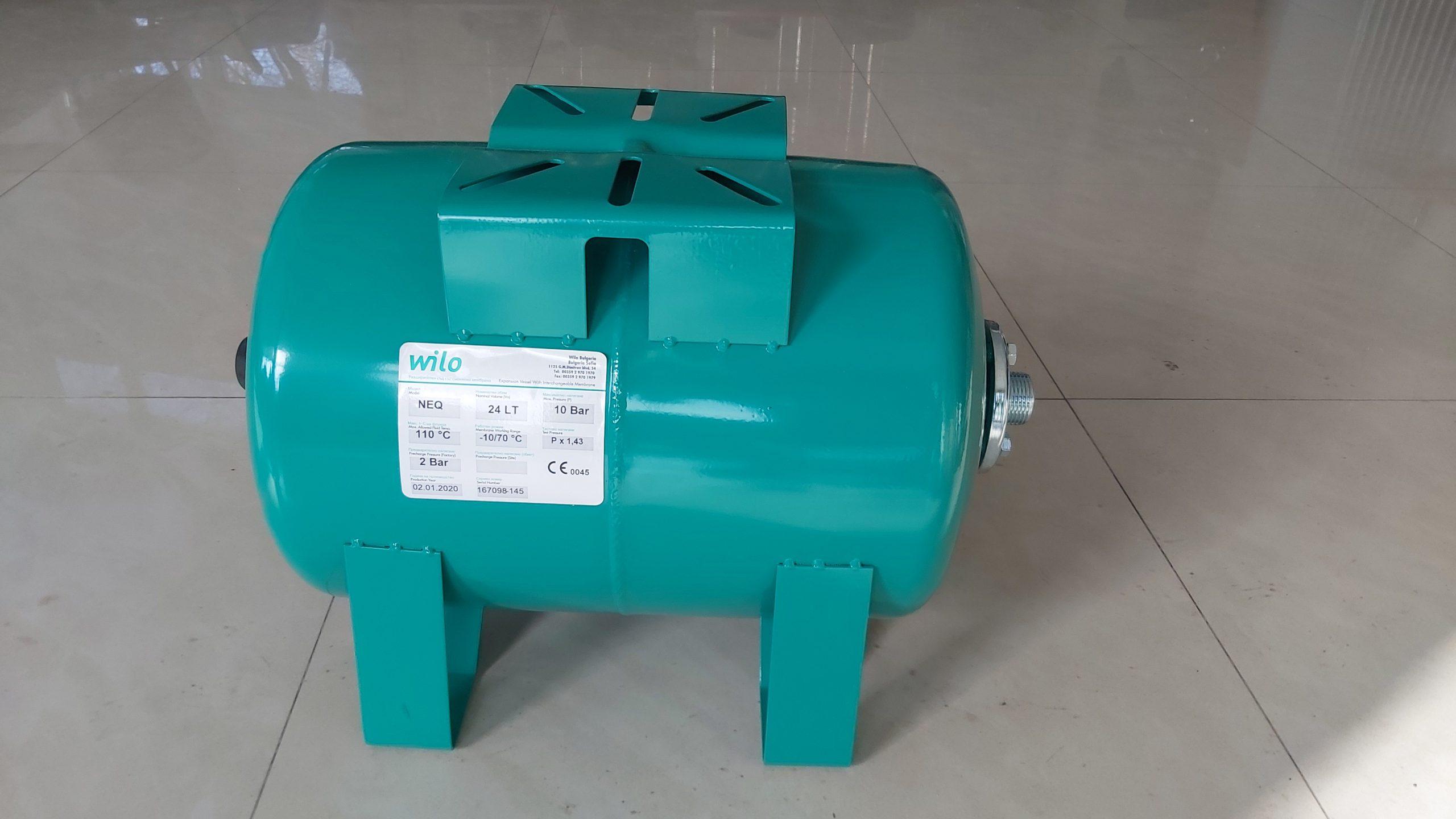 Разширителни съдове за хидрофори