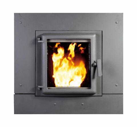 Pellet insert stove INSERTO IDRO 18 KW