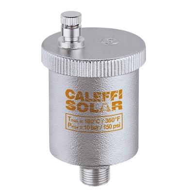 """Автоматичен обезвъздушител 3/8"""" """"CALEFFI"""" солар"""