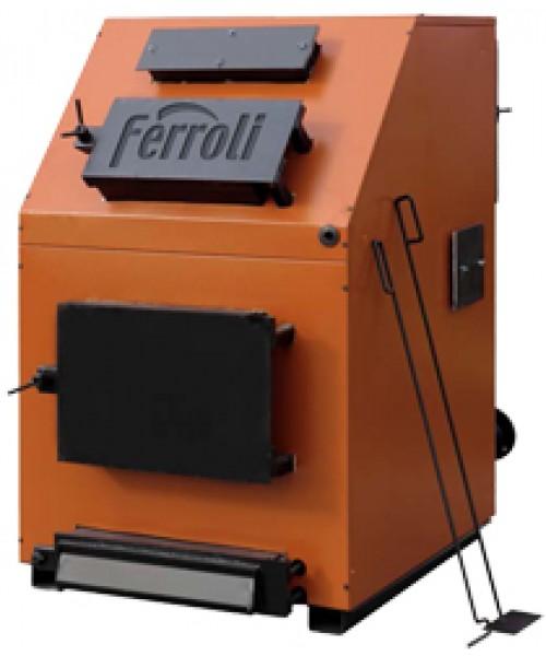 """Стоманен котел на твърдо гориво """"FERROLI FSB 3MAX"""""""