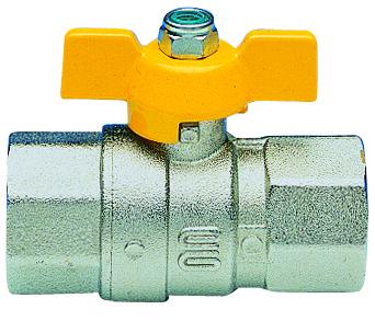Сферичен кран за газ