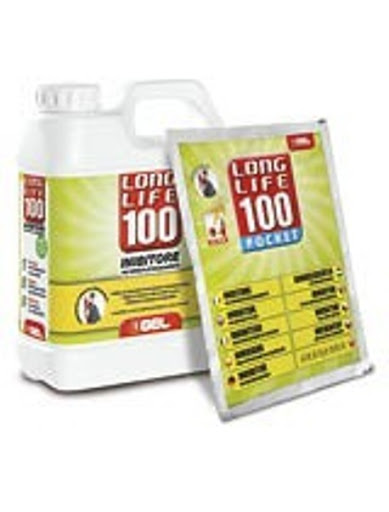 Anti corrosion liquid for heating installations treatment Long Life 100