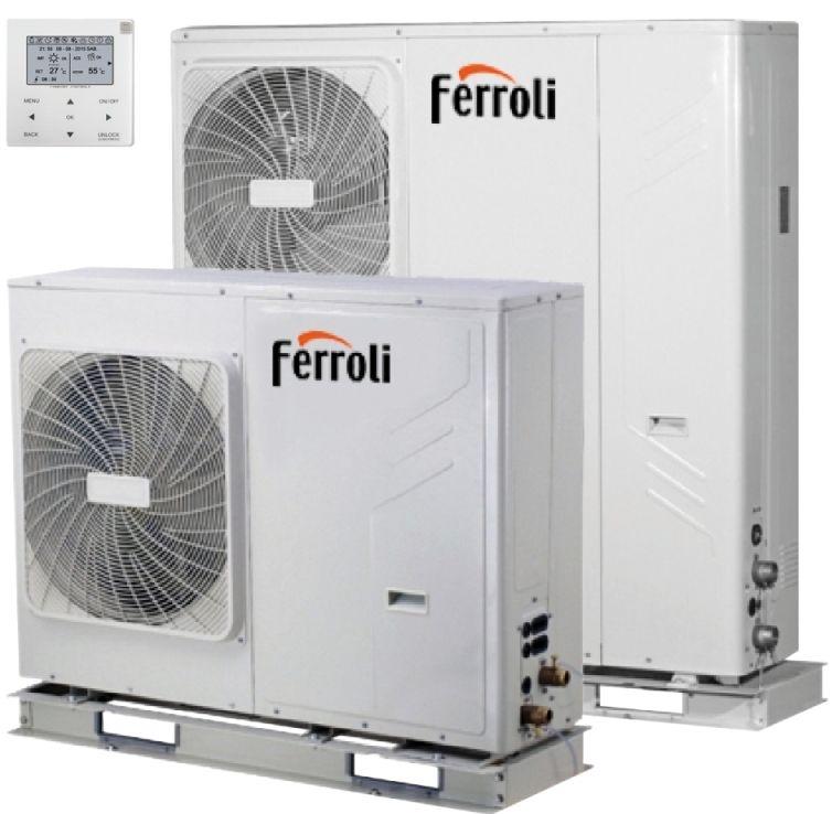 Инверторна термопомпа FERROLI RVL-I PLUS