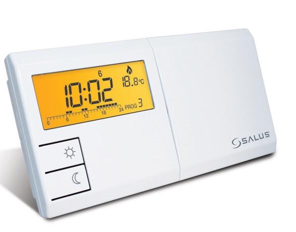 Седмичен стаен жичен термостат SALUS 091FL