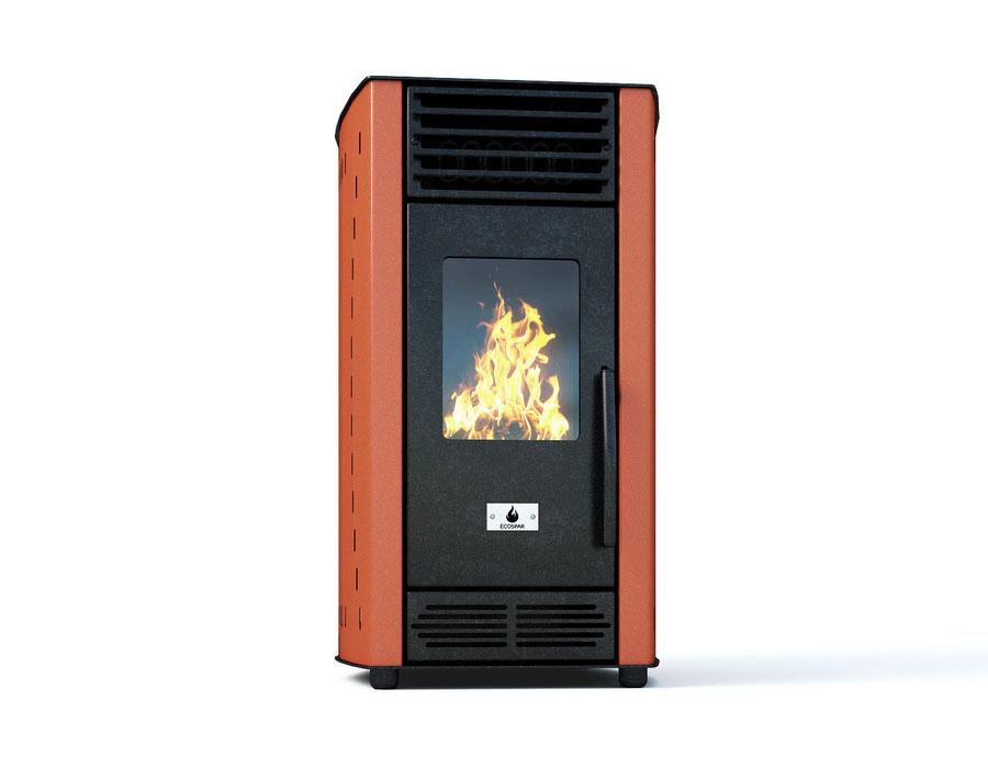 "Pellet stove ""SOLARA"""