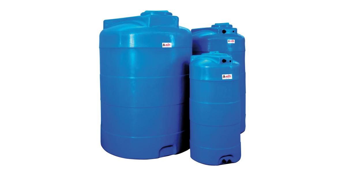 CV - Цилиндрични резервоари за питейна вода