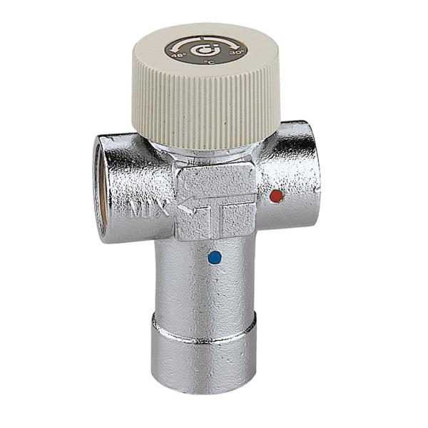 """Регулируем термостатичен смесителен клапан """"CALEFFI"""""""