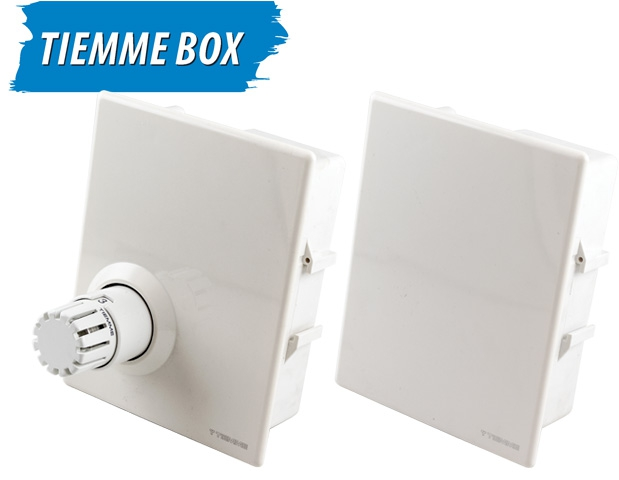 "Underfloor heating box ""TIEMME"""